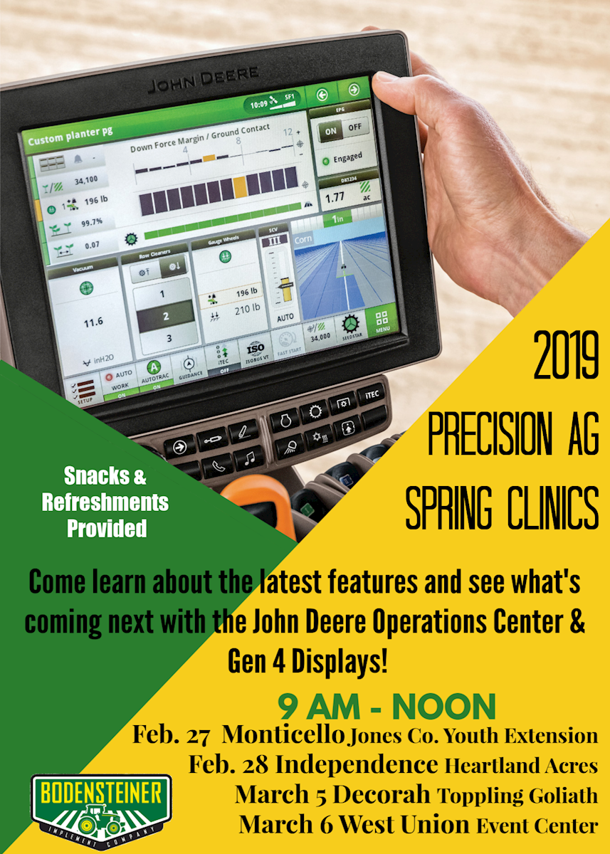 AMS Spring Clinic
