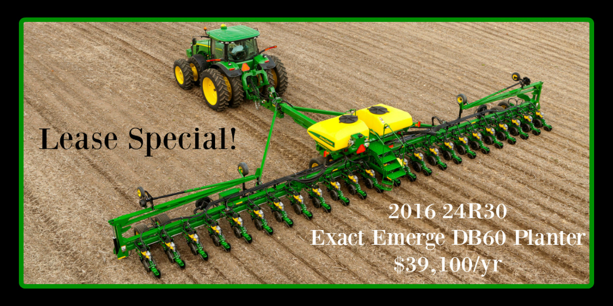 Planter Lease Program