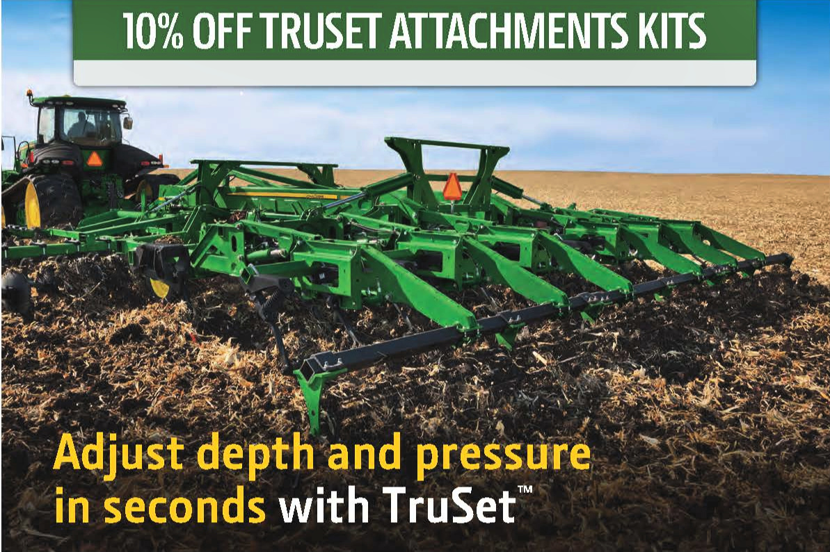 TruSet Attachment Kits